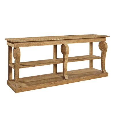 Corsican Console Table
