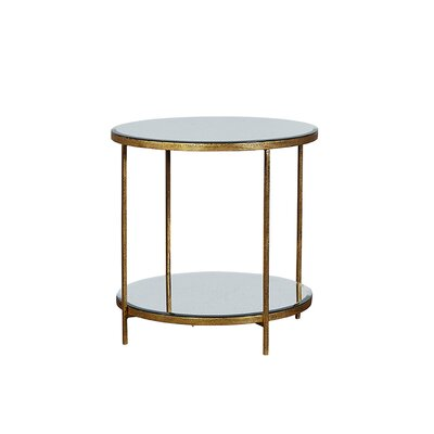 Foster Round End Table