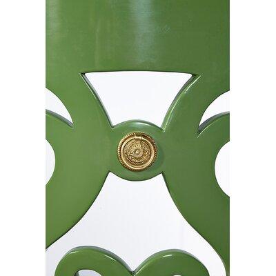 Bolero Armchair (Set of 2) Color: Emerald
