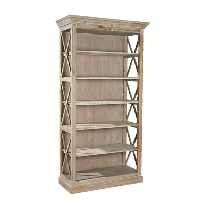 Open Bookcase Weathered Product Photo