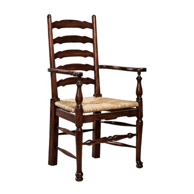 English Country Solid Wood Dining Chair