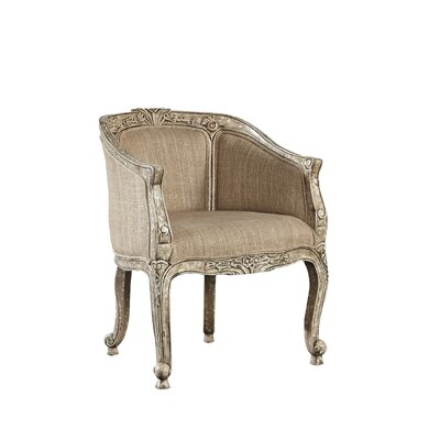 Bella Petite Bergere Barrel Chair