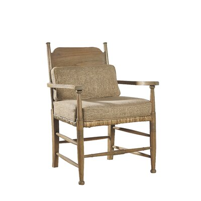 Chatham Armchair (Set of 2) Finish: Natural