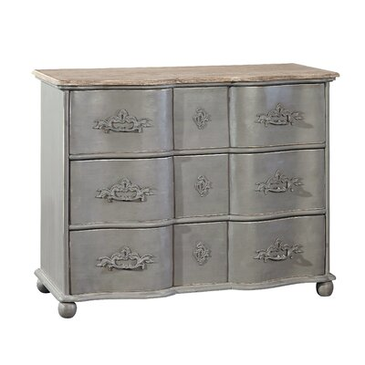 Donahue 6 Drawer Chest