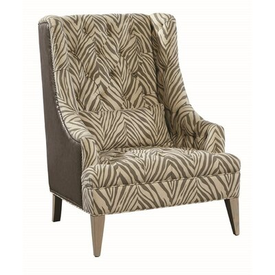 Serengeti Wingback Chair
