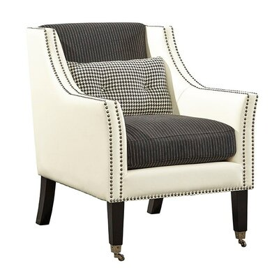 Suited Armchair