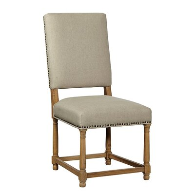 Linen Side Chair (Set of 2)