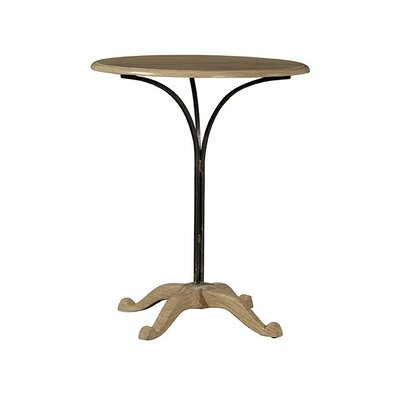 Petite Round End Table