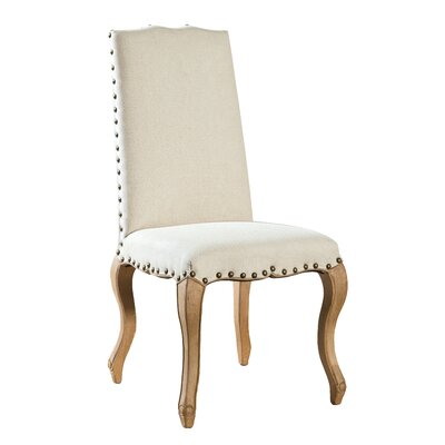 Highback Upholstered Dining Chair