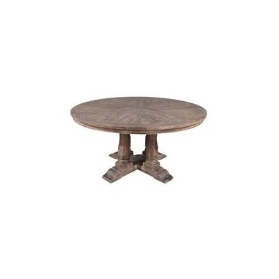 60 4 Pedestal Dining Table