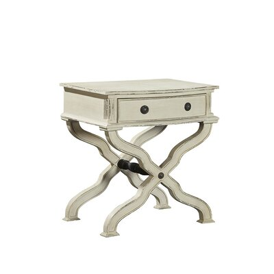 Hilson End Table with Storage