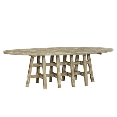 Decade Oval Dining Table