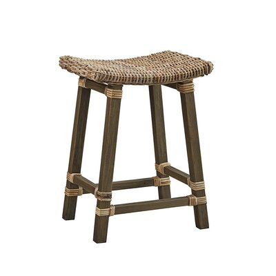 Ancroft 25 Bar Stool Size: 25 H x 18.5 W x 14 D