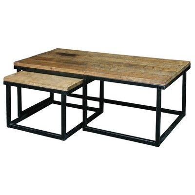 Saguaro 2 Piece Nesting Coffee Table Set