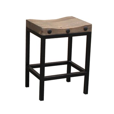 Bar Stool (Set of 2) Height: 24