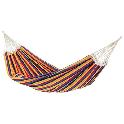 Paradiso Cotton Tree Hammock Color: Tropical