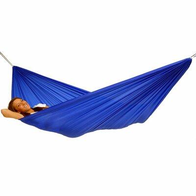 Traveller Lite Polyester Camping Hammock Color: Blue