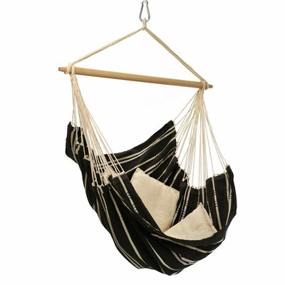 Brazil Cotton Chair Hammock Color: Mocha
