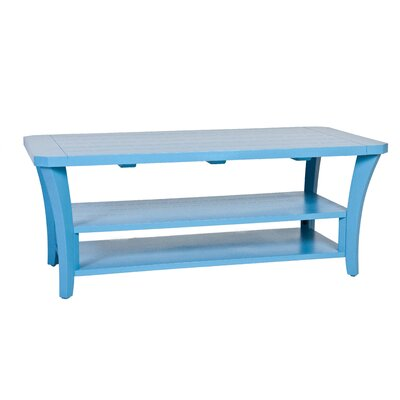 Cottage Coffee Table Color: Bluebird