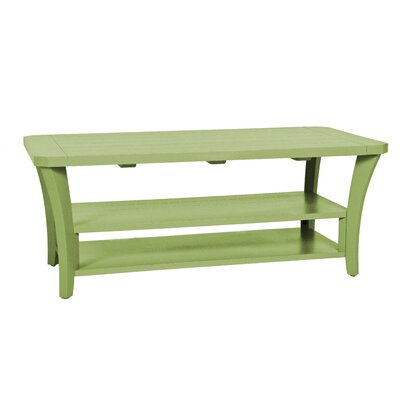 Cottage Coffee Table Color: Avocado