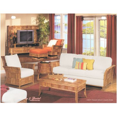 Palma Configurable Living Room Set