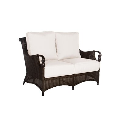 Montego Bay Loveseat with Cushions