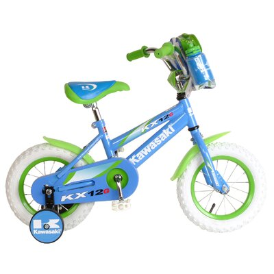 Kawasaki™ Girls KX12G BMX Bike with Training Wheels at Sears.com