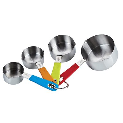 Cook N Home 8 Piece Measuring Spoon & Cup Set NC-00354
