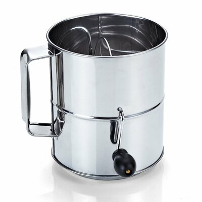 Cook N Home 8 Cup Flour Sifter NC-00355