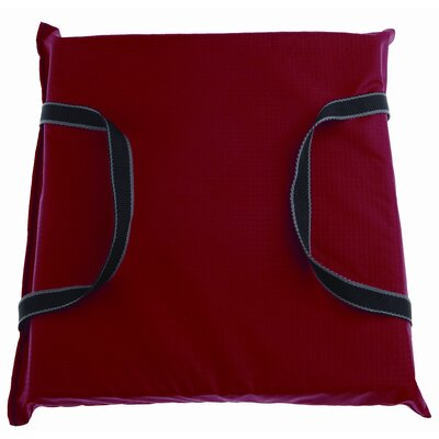 Image of Kent Watersports Comfort Foam Cushion Color: Red (8075-0134)