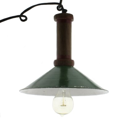 Stoneham 1-Light Inverted Pendant