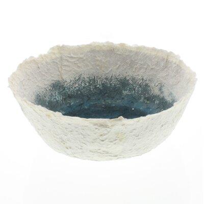Mizer Paper Mache Decorative Bowl Size: 3.25