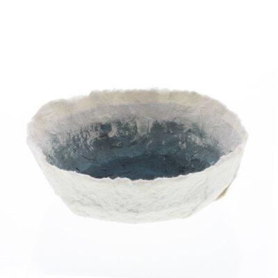 Mizuno Paper Mache Decorative Bowl Size: 1.25