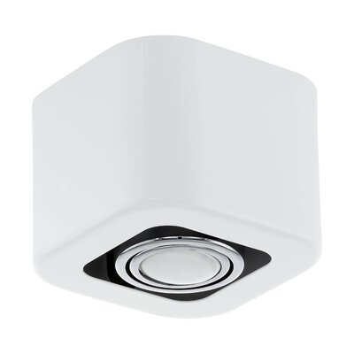 Mouron 1-Light Flush Mount