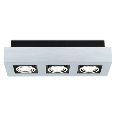 Lauren 3-Light Flush Mount