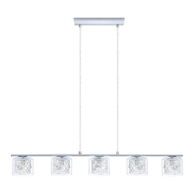 Pianella 5-Light Kitchen Island Pendant
