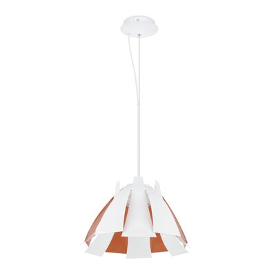 Tressi 1-Light Mini Pendant Size: 17.13 W x 17.13 D