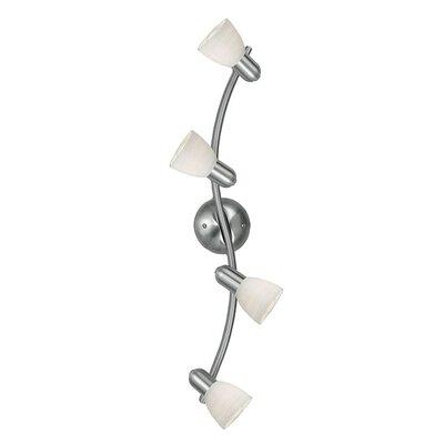 Clementine 4-Light Full Track Lighting Kit