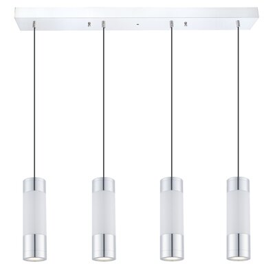 Fosforo 4-Light LED Kitchen Island Pendant