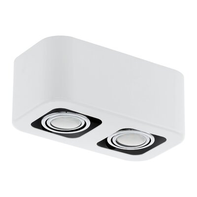 Mouron 2-Light Flush Mount