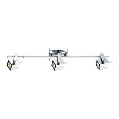 Dierdre 3-Light Full Track Lighting Kit