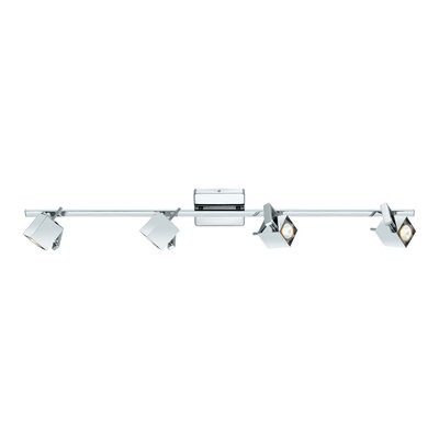 Dierdre 4-Light Full Track Lighting Kit