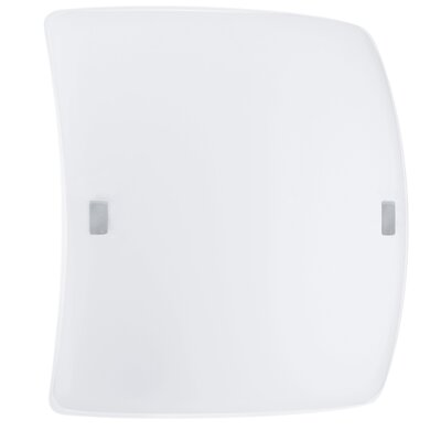 Wes 18W 1-Light Flush Mount