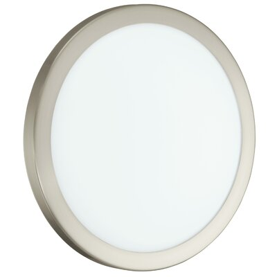 Charlyn 12W 1-Light Flush Mount
