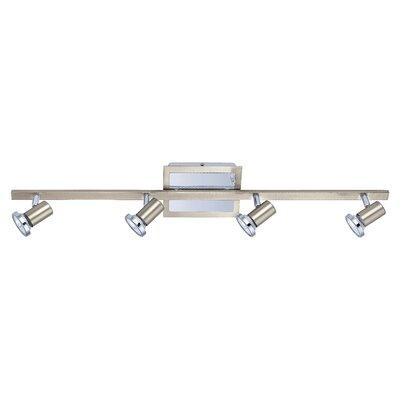 Caron 4-Light Full Track Lighting Kit