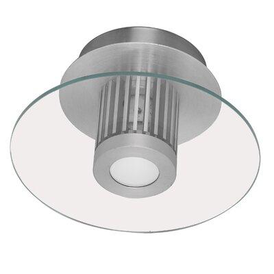 Kimiko 1-Light Semi Flush Mount