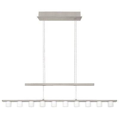 Pulsano 10-Light Linear Pendant