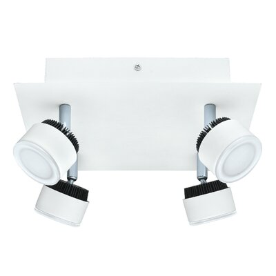 Ardella 4-Light Flush Mount