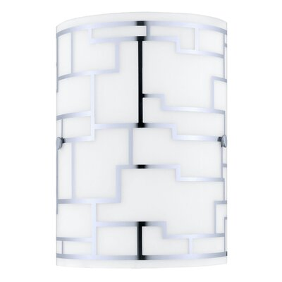 Robby 1-Light Flush Mount