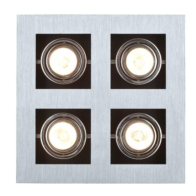 Lauren 4-Light Flush Mount